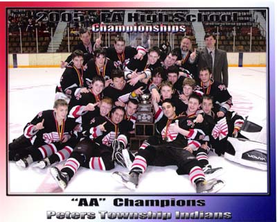 Peters Township Hockey Club