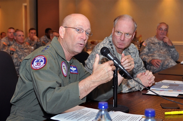 Air Force Gen. Victor E.