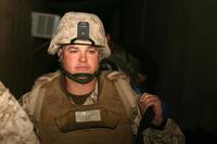 CAMP FALLUJAH, Iraq -- Master Sgt. William