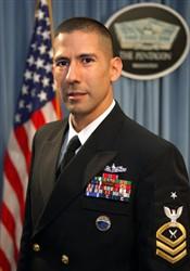 Navy Senior Chief Petty Officer Ralph Chavez. Defense Department